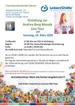 Andrea Berg Mosaik Live Tour