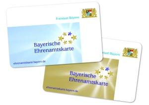 Bayerischen Ehrenamtskarte
