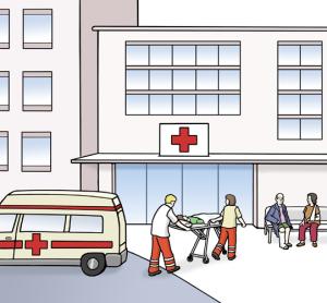 Kranken-Haus