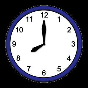 08:00 Uhr
