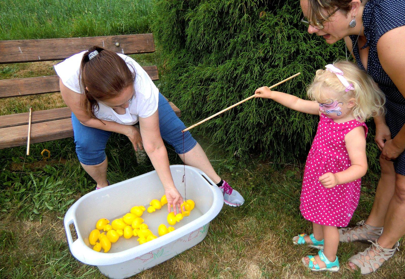 Spiele Sommerfest