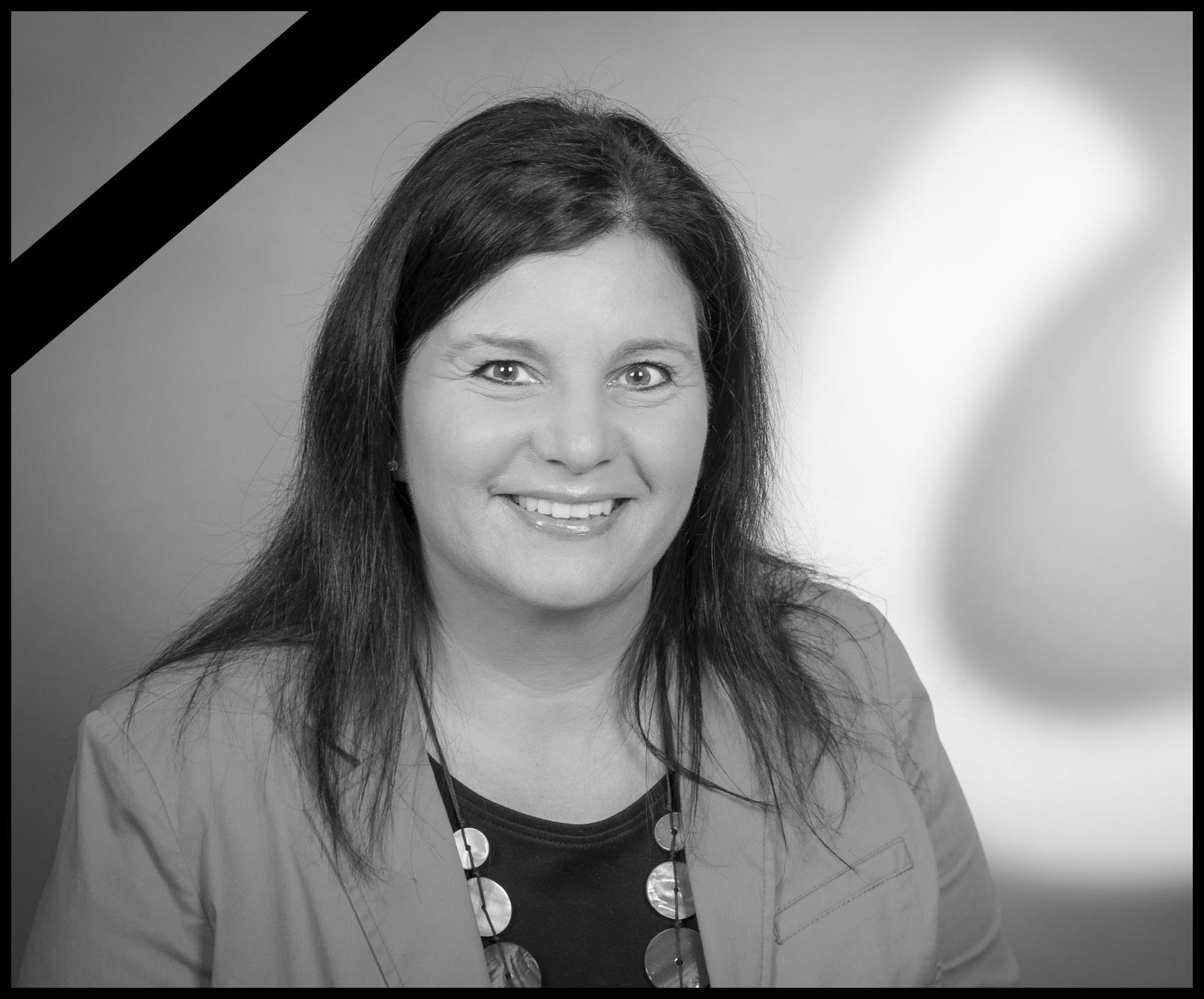 Wir trauern um Antonia Huber