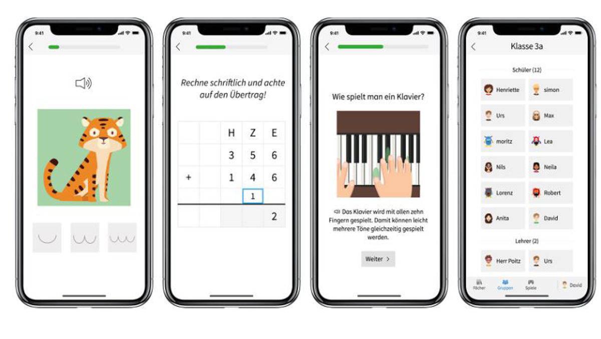 Coronabedingt Mut zur Anton-App: Dr. Bernhard Leniger Schule erwarb Lizenz für digitales Lernen rund um Mathe, Deutsch, Sachkunde oder Musik