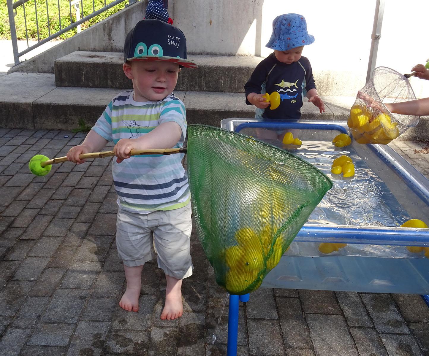Sommerfest– einmal anders