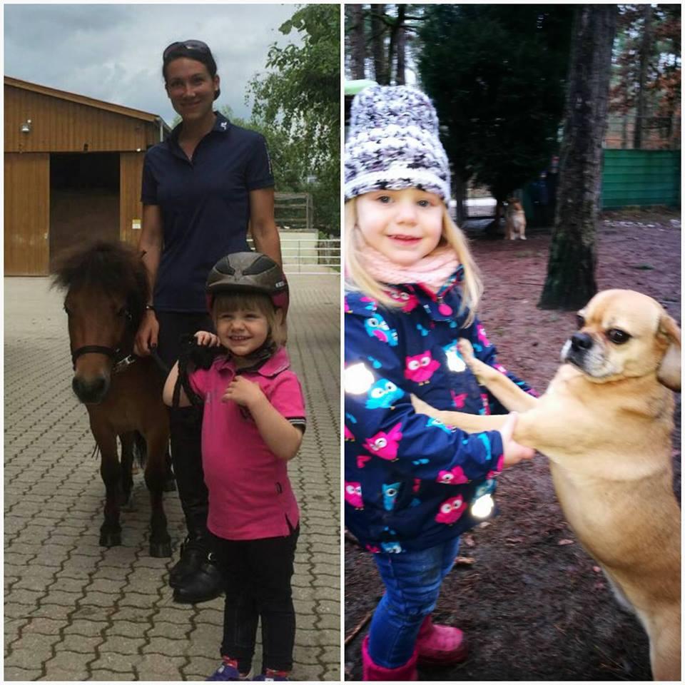 Deniz Inan Tierbetreuung und Hundeschule mit Herz lädt am 1. Mai ab 13 Uhr zu einem tierischen Nachmittag zu Gunsten der Reittherapie der Lebenshilfe Nürnberger Land