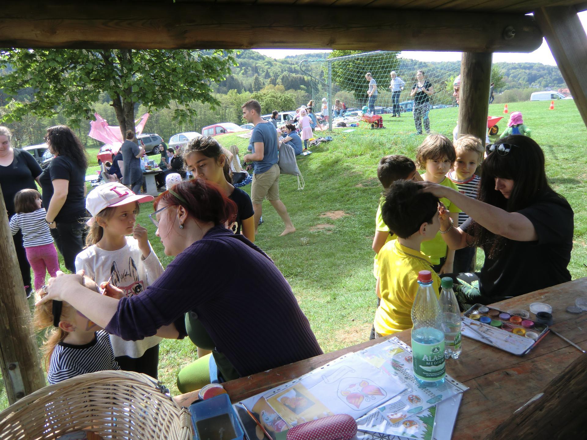 Spielplatzfest in Aspertshofen