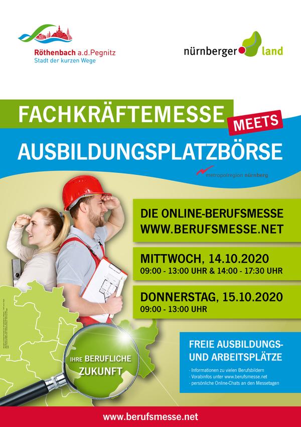 Beruflich als Lebenshelfer bei der Lebenshilfe Nürnberger Land durchstarten: Jetzt virtuell informieren bei der Online-Jobmesse 14. und 15. Oktober 2020.