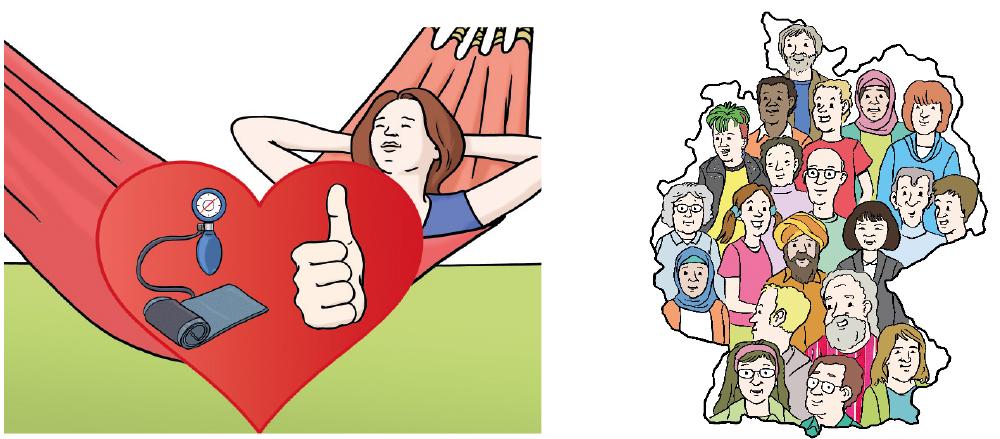 GEWO (Gesundheit & Wohlbefinden) Gesundheits- und Sozial-Inklusionsinitiative
