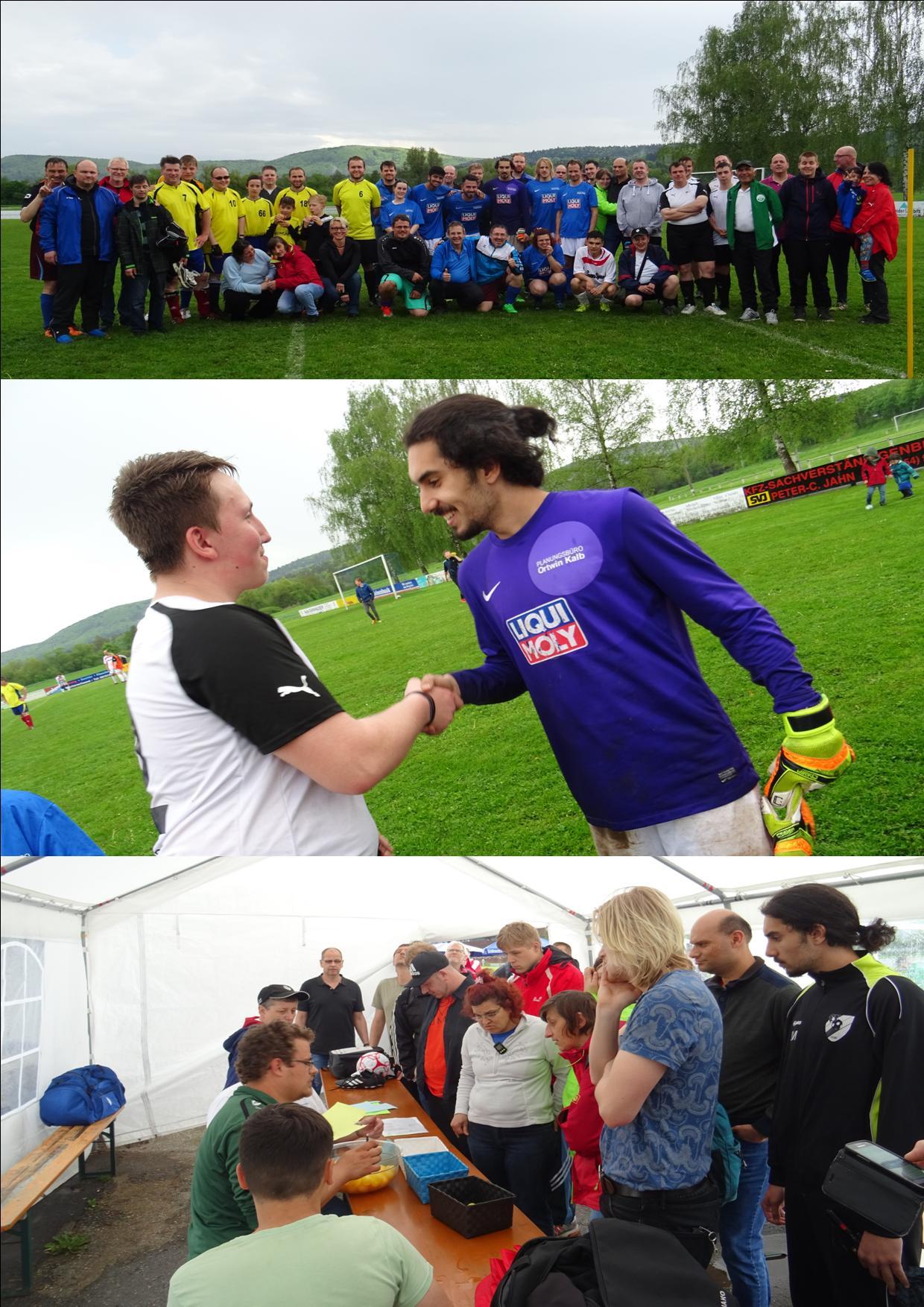 GEWO Challenge Inklusions-Fußballturnier