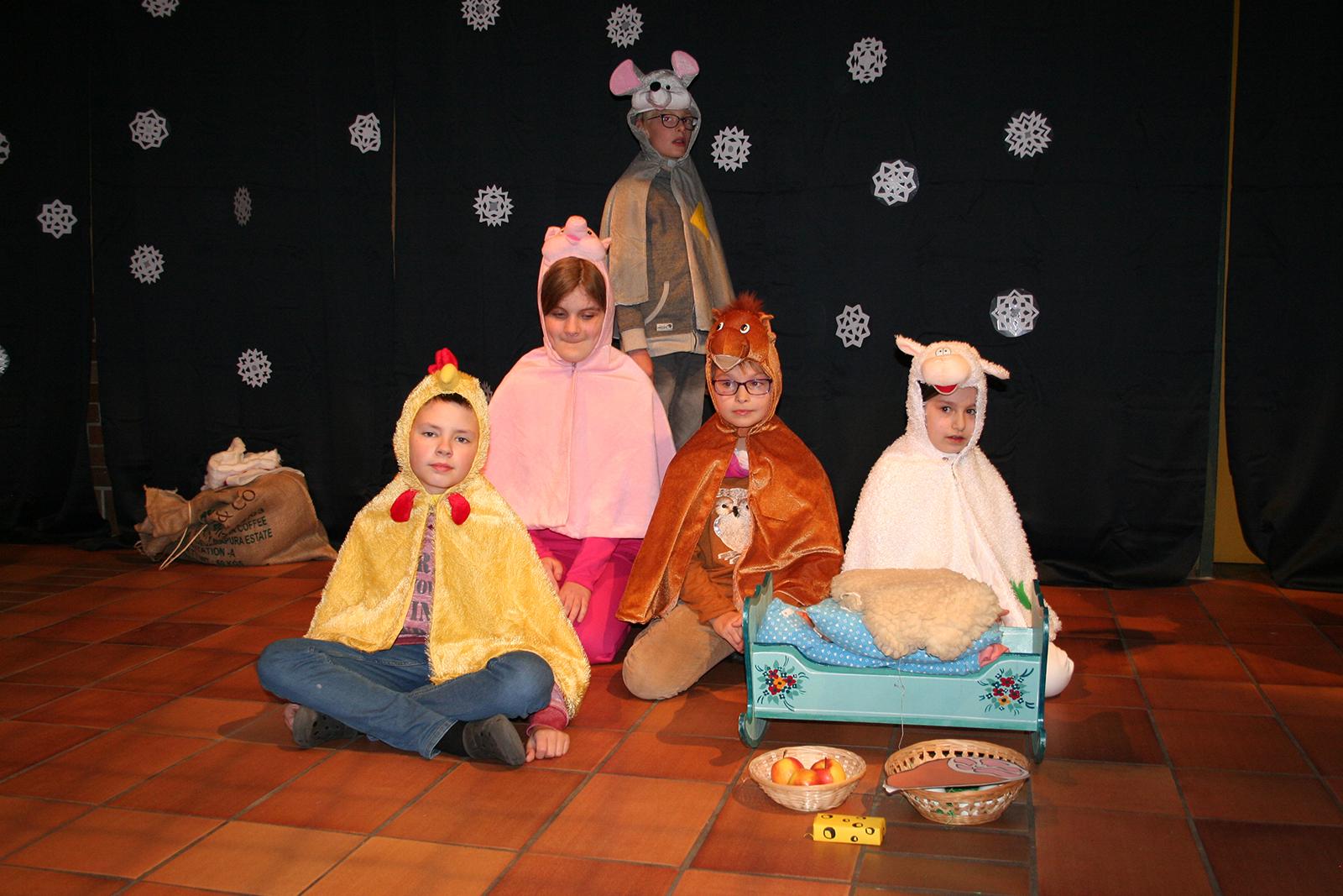 Traditioneller Weihnachtsmarkt der Heilpädagogischen Tagesstätte