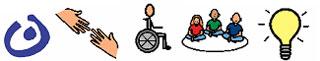 2. Leitsatz: Wir helfen jedem Menschen mit Behinderung, dass er für sein Leben das Richtige findet.