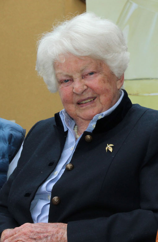 In dankbarer Erinnerung nimmt die Lebenshilfe Nürnberger Land Abschied von ihrer Förderin und Ehrenmitglied Dr. Liselotte Leniger.