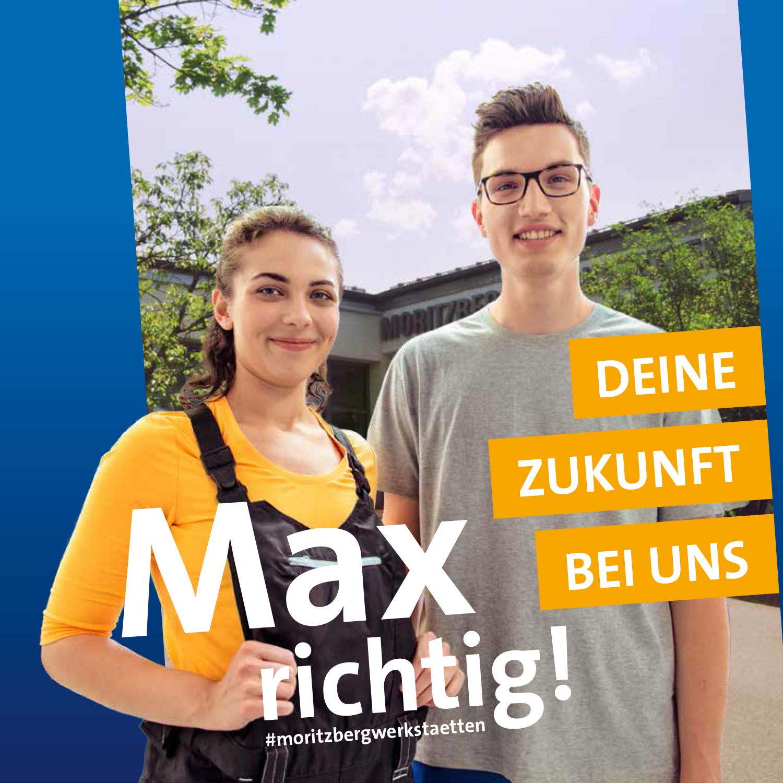 Max Richtig! Deine Zukunft bei uns
