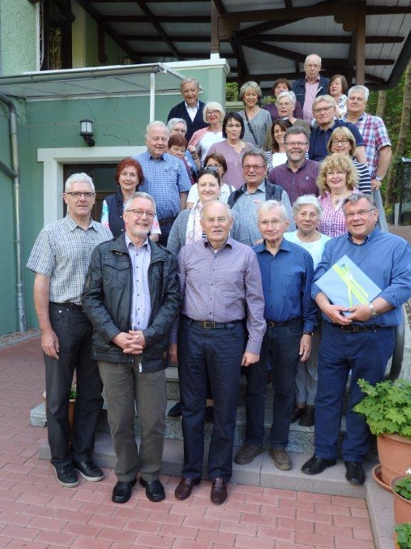 Austausch und Information: Lebenshilfe-Vorstand bei Lebenshilfe-Kollegen in Eisenach