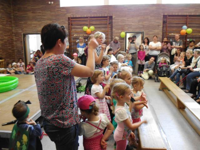 Frühlingsfest in der Inklusiven Kindertagesstätte Rollhofen
