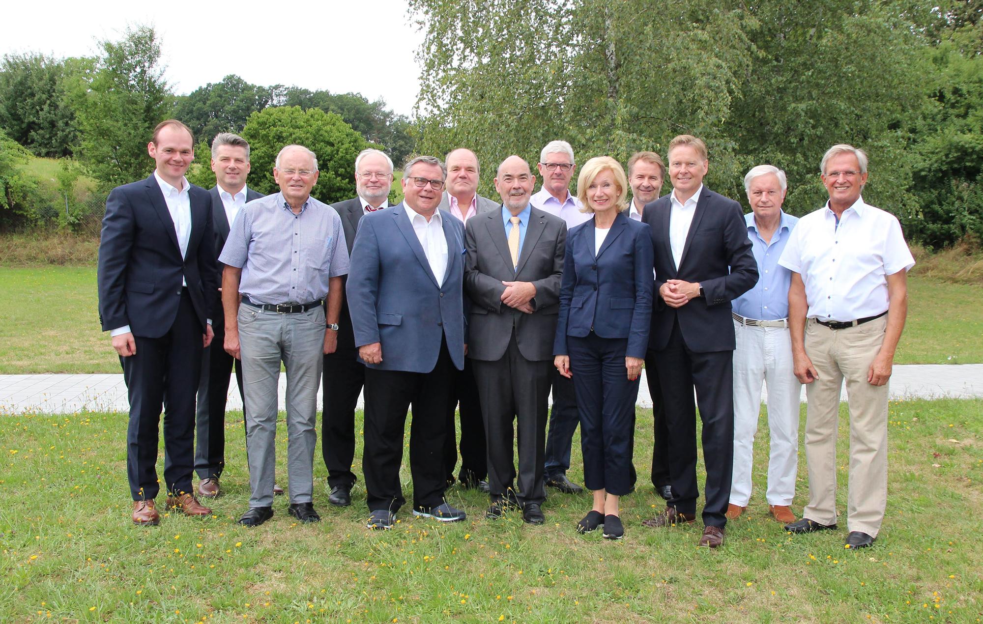 Stiftungsrat am 6. Oktober 2017