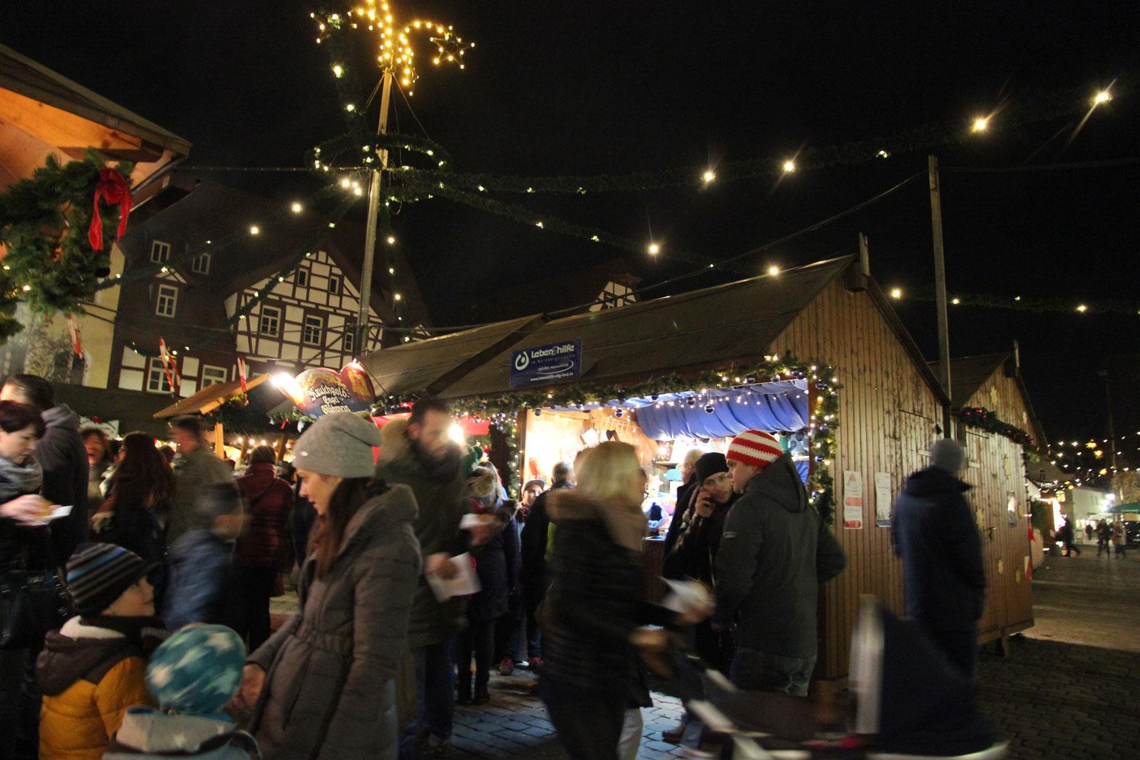 Weihnachtsmarkt-Termine 2016. Unsere