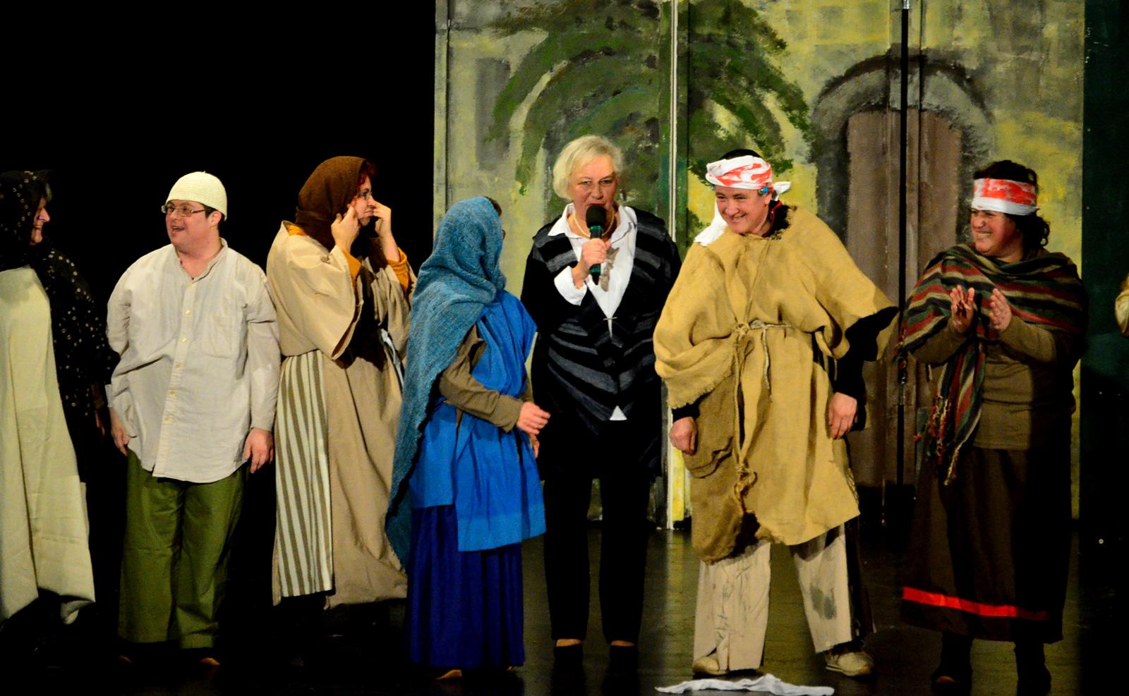 """Theater mimulus zeigte das Erzählstück """"Im Sternenschatten"""""""