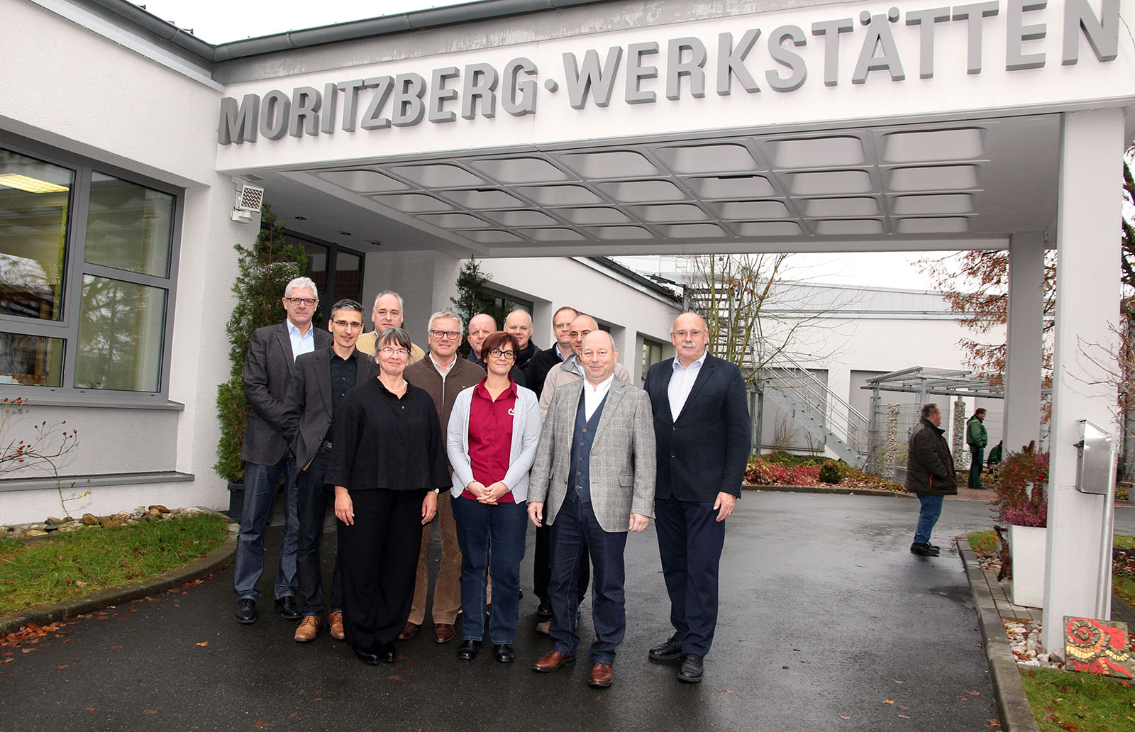 Bayerische Lebenshilfe-Werkstattleiter tagten in den Moritzberg-Werkstätten
