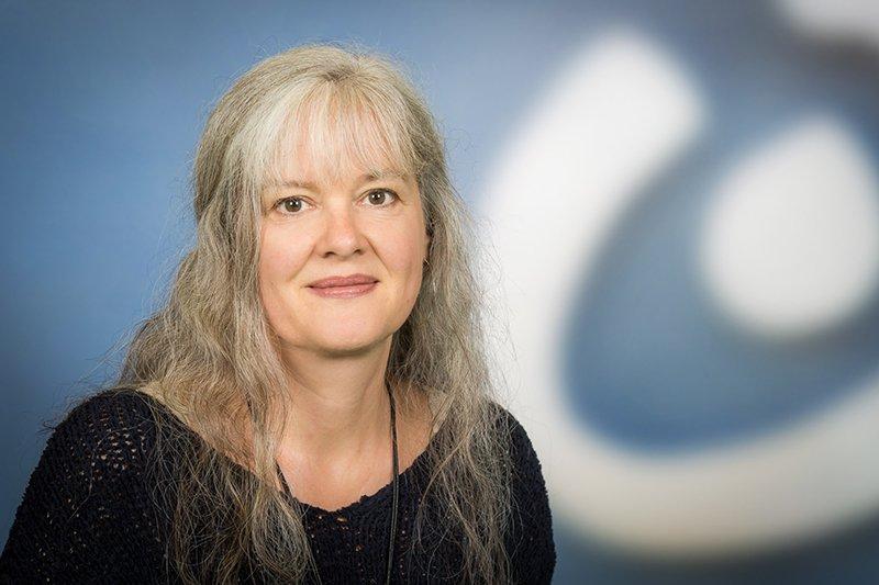 Judith Beck-Dietrich ist Ansprechpartnerin für Bewerber*innen für das Freiwillig Soziale Jahr bei der Lebenshilfe Nürnberger Land.